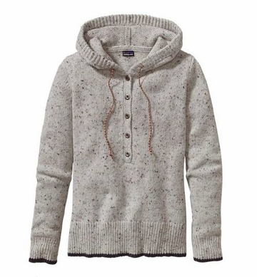 Patagonia Womens Ranchito Hoody Raw Linen (Autumn 2013)