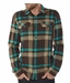 Patagonia Mens Long-Sleeved Fjord Flannel Shirt Comstock: Black Oak (Autumn 2013)