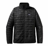 Patagonia Mens Nano Puff Hybrid Jacket Black (Autumn 2013)