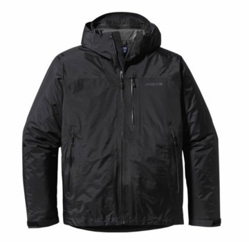 Patagonia Mens Insulated Torrentshell Jacket Black (Autumn 2013)