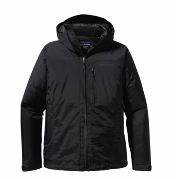 Patagonia Womens Insulated Torrentshell Jacket Black (Autumn 2013)