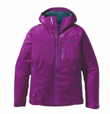 Patagonia Womens Insulated Torrentshell Jacket Ikat Purple (Autumn 2013)