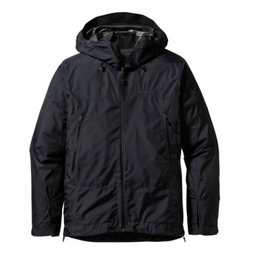 Patagonia Mens Super Cell Jacket Black