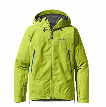 Patagonia Mens Super Cell Jacket Lotus Green (Autumn 2013)