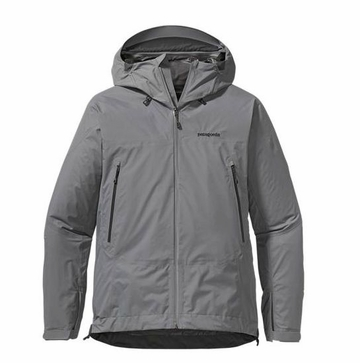 Patagonia Mens Super Cell Jacket Nickel (Spring 2014)