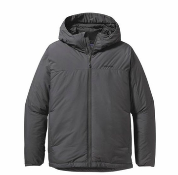 Patagonia Mens Micro Puff Hoody Forge Grey (Autumn 2013)