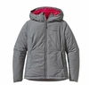 Patagonia Womens Micro Puff Hoody Nickel (Autumn 2013)