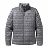 Patagonia Mens Nano Puff Jacket Nickel (Spring 2014)