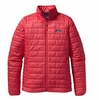 Patagonia Womens Nano Puff Jacket Tomato (Autumn 2013)