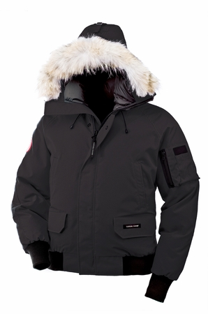 Canada Goose Mens Chilliwack Bomber Black (Autumn 2013)