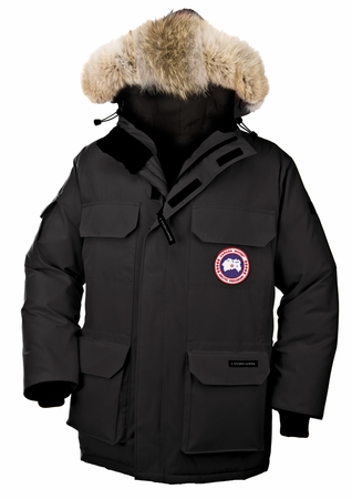 Canada Goose Mens Expedition Parka Black (Autumn 2014)