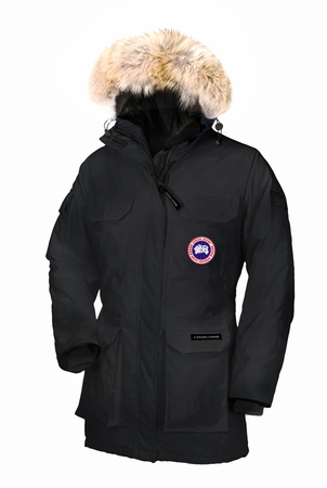 Canada Goose Womens Expedition Parka Black (Autumn 2013)