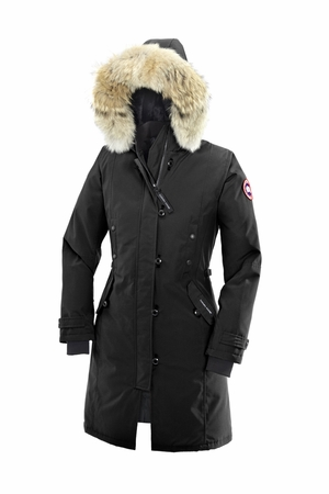 Canada Goose Womens Kensington Parka Black (Autumn 2013)