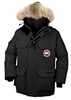 Canada Goose Mens Expedition Parka Black (Autumn 2013)