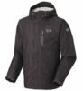 Mountain Hardwear Mens Versteeg Jacket Shark/ Shark (Spring  2012)