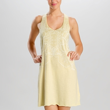 Lole Womens Axelle Dress Banana Tribe (Spring 2013)