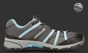 Montrail Womens Mountain Masochist Grill/ Blue River (Past Season)