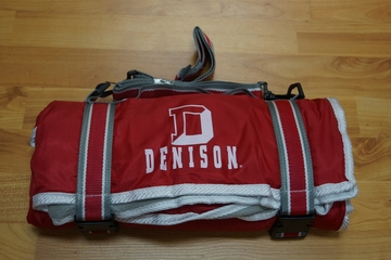 Denison Picnic Blanket Red