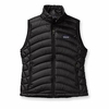 Patagonia Womens Down Sweater Vest Black (Spring 2014)