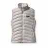Patagonia Womens Down Sweater Vest Birch White (Autumn 2013)