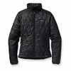 Patagonia Womens Nano Puff Jacket Black (Spring 2013)
