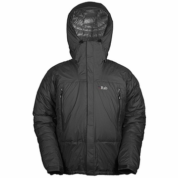 Rab Mens Microlight Alpine Event Jacket Beluga