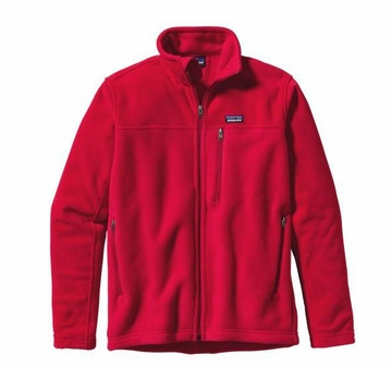 Patagonia Mens Simple Synch Jacket Red Delicious (Autumn 2013)