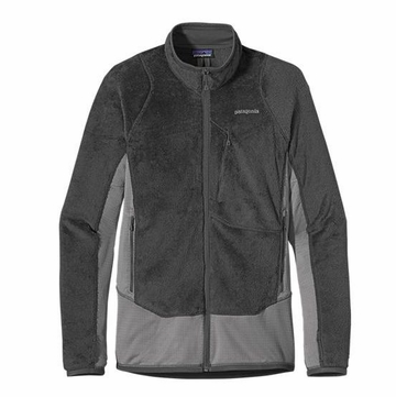 Patagonia Mens R2 Jacket Forge Grey