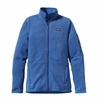 Patagonia Womens Better Sweater Jacket Oasis Blue (Autumn 2013)