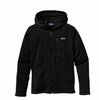 Patagonia Mens Better Sweater Hoody Black (Autumn 2013)