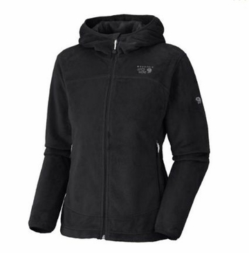 Mountain Hardwear Womens Pyxis Hoody Black (Autumn 2013)