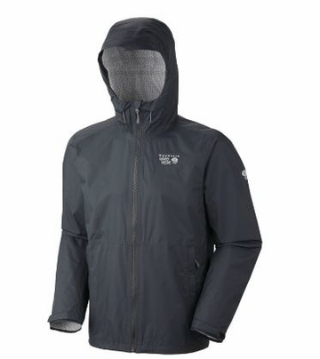 Mountain Hardwear Mens Plasmic Jacket Black (Autumn 2013)