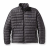 Patagonia Mens Down Sweater Forge Grey (Spring 2014)
