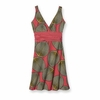 Patagonia Womens Margot Dress Palm Fronds: Dragonfruit (Spring 2012)