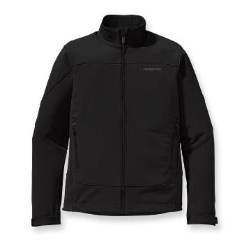 Patagonia Mens Adze Jacket Black