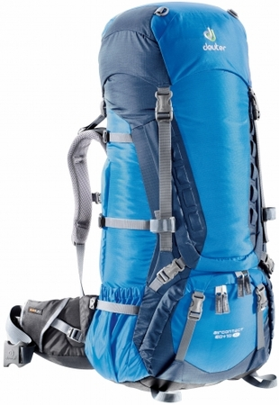 Deuter Womens Aircontact 60+10 SL Ocean/ Midnight (2013)