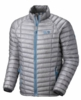 Mountain Hardwear Mens Ghost Whisperer Down Jacket Steam (Autumn 2012)