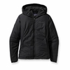 Patagonia Womens Micro Puff Hoody Black (Autumn 2013)