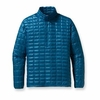 Patagonia Mens Ultralight Down Shirt Larimar Blue (Autumn 2012)