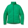 Patagonia Womens Micro Puff Jacket Brilliant Green (Autumn 2012)