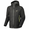 Mountain Hardwear Mens Tunnabora Jacket Shark/ Black (Past Season)