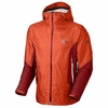 Mountain Hardwear Mens Tunnabora Jacket State Orange/ Flame (Past Season )