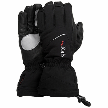 Rab Mens Baltoro Softshell Gloves