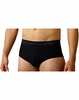 ExOfficio Mens Give-N-Go Sports Brief Black