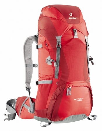 Deuter ACT Lite 40+10 Fire/ Cranberry (2013)