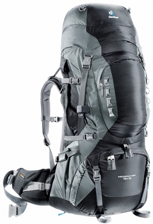 Deuter Aircontract Pro 70 + 15 Black