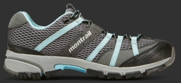 Montrail Womens Mountain Masochist II Grill/ Blue River