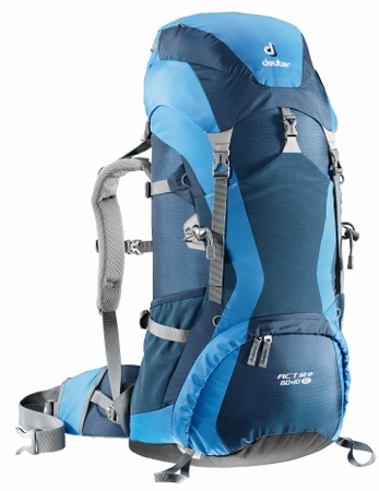 Deuter Womens ACT Lite 60 + 10 SL Midnight/ Cool Blue (2013)