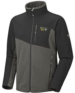 Mountain Hardwear Mens Nakaya Jacket Grey (Close Out)