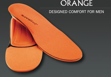 SuperFeet Orange
